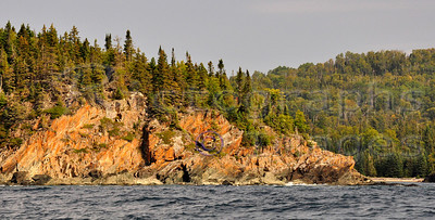 Lake Superior National Marine Conservation Area, Slate Islands, Travel Tour