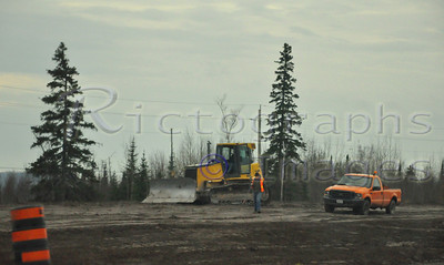 Trans Canada Highway Construction
